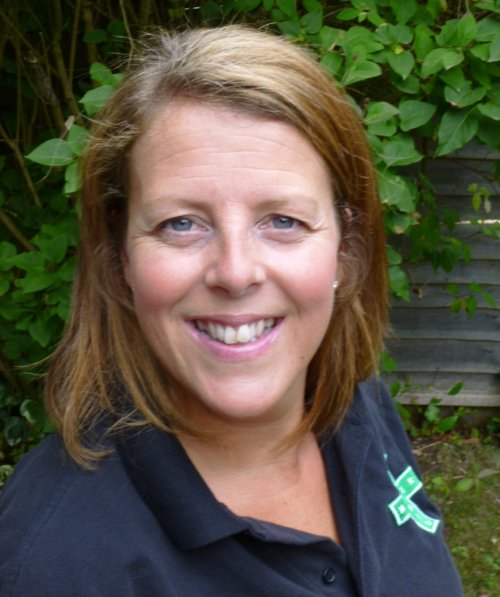 First Aid Matters Instructor Suzanne Stickley